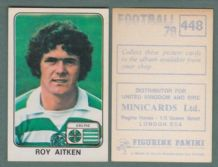 Glasgow Celtic Roy Aitken Scotland 448